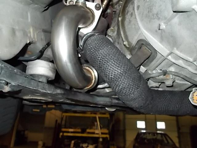 JGY - 350z Turbo Install - Nissan, 240sx, nissan sentra, nissan